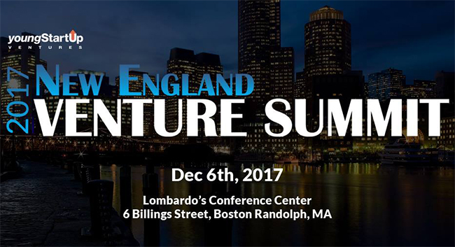 Invitation au New England Venture Summit