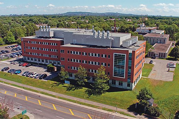 Laval: a business incubator in Life Sciences