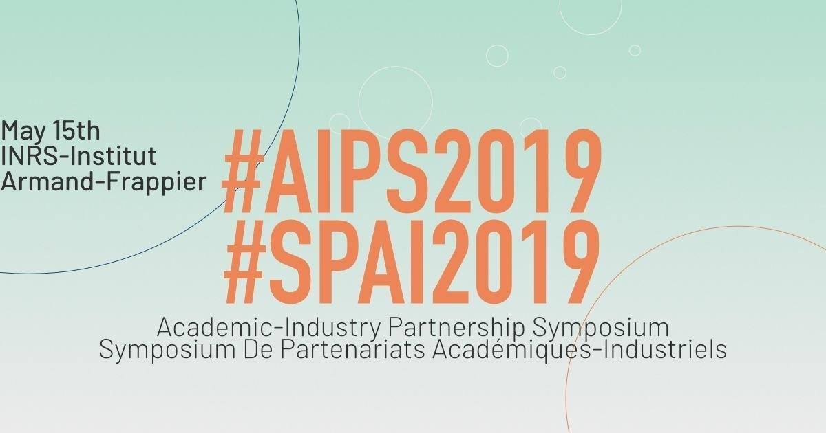 The Biotech City invites you to AIPS2019